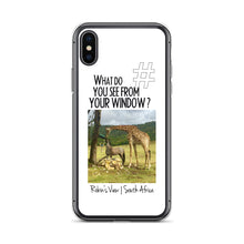 Load image into Gallery viewer, Robin's View | South Africa | iPhone Case