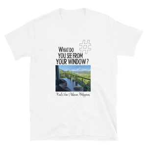 Raul's View | Palawan, Philippines | Unisex T-shirt