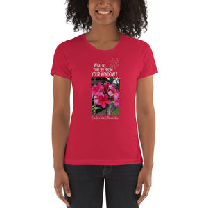 Cecilia's View | Hawaii, US | Women's T-shirt