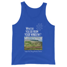 Load image into Gallery viewer, Raluca's View | Bucegi Mountains, Romania | Unisex Tank Top