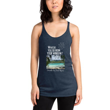 Load image into Gallery viewer, Christelle's View | French Polynesia | Women's Tank Top