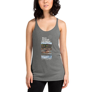 Sharon's View | Shaldon, England | Women's Tank Top