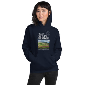 Raluca's View | Bucegi Mountains, Romania | Unisex Hoodie