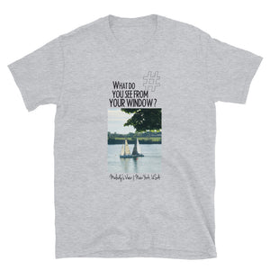Melody's View | New York, USA | Unisex T-shirt