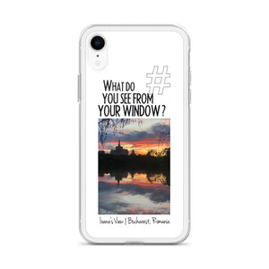 Ioana's View | Bucharest, Romania | iPhone Case