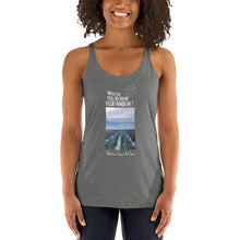 Load image into Gallery viewer, Vlatka's View | At Sea | Women's Tank Top