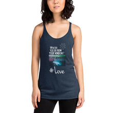 Load image into Gallery viewer, #Love | Women's Tank Top