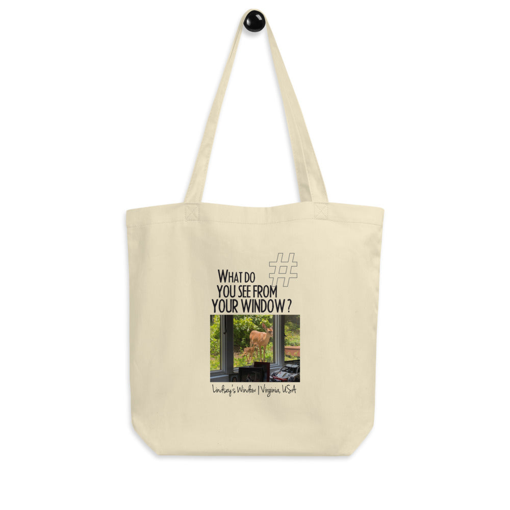 Lindsey's Window | Virginia, USA | Tote Bag