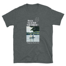 Load image into Gallery viewer, Melody's View | New York, USA | Unisex T-shirt