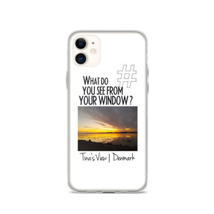 Tina's View | Denmark | iPhone Case