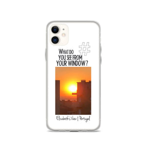 Elizabeth's View | Portugal | iPhone Case