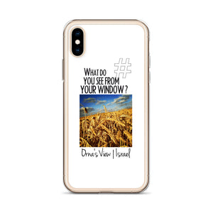 Orna's View | Israel | iPhone Case