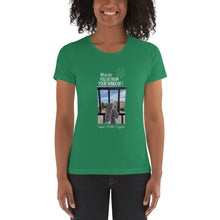 Load image into Gallery viewer, Layne's Window | Cyprus | Women's T-shirt