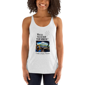 Catalin's Window | Romania | Women's Tank Top