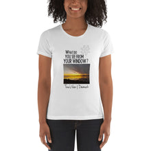 Load image into Gallery viewer, Tina's View | Denmark | Women's T-shirt