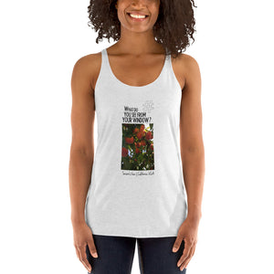 Susan's View | California, USA | Women's Tank Top