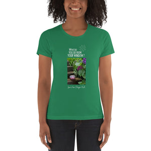 Joan's View | Oregon, USA | Women's T-shirt
