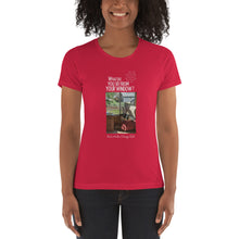 Load image into Gallery viewer, Anne's Window | Chicago, USA | Women's T-shirt