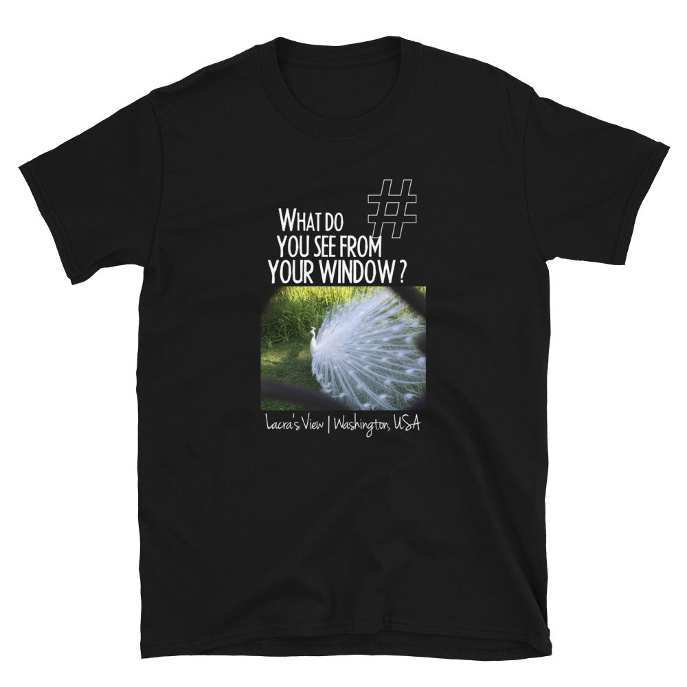 Lacra's View | Washington, USA | Unisex T-shirt