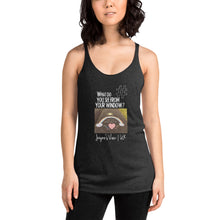 Load image into Gallery viewer, Jayne's View | UK | Women's Tank Top