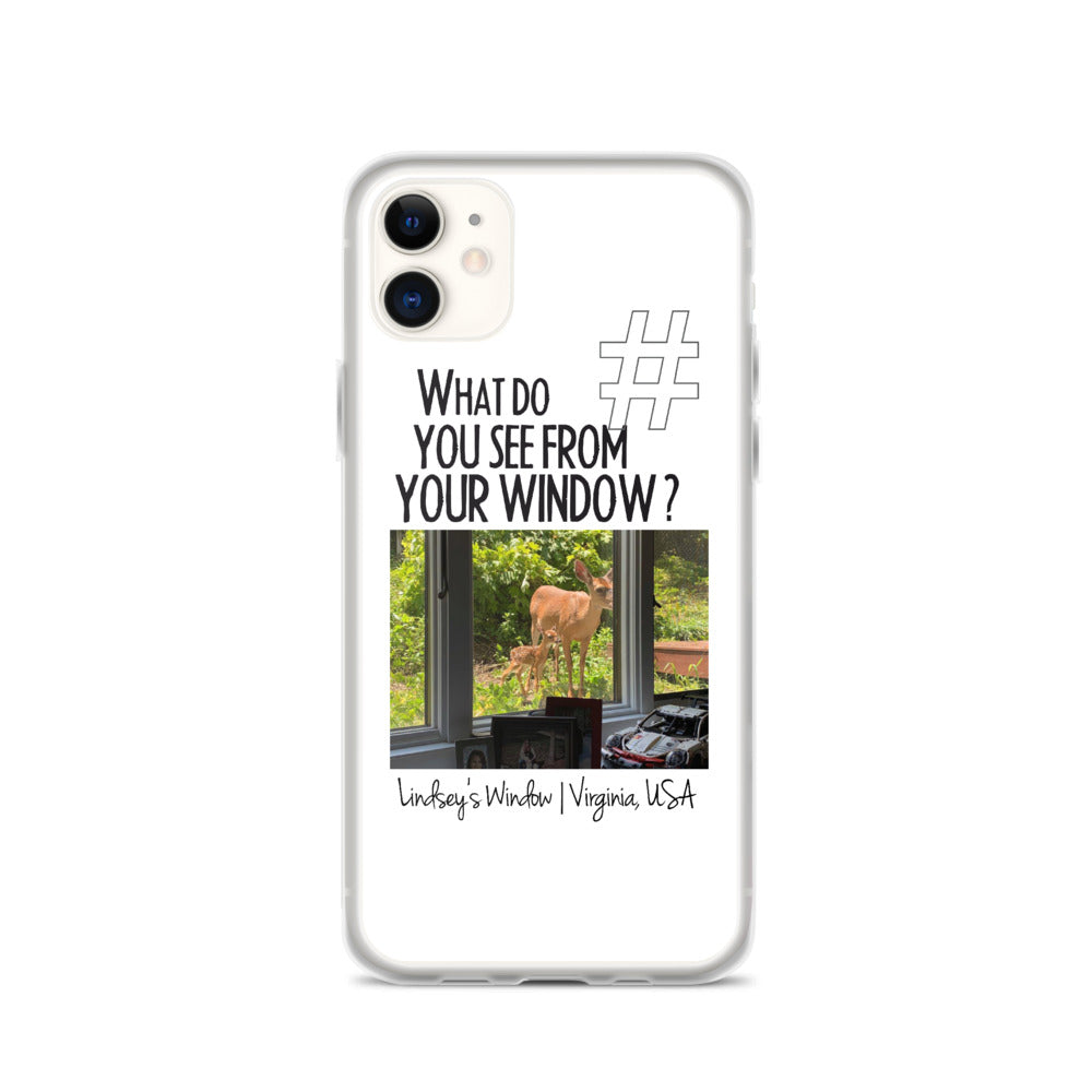Lindsey's Window | Virginia, USA | iPhone Case