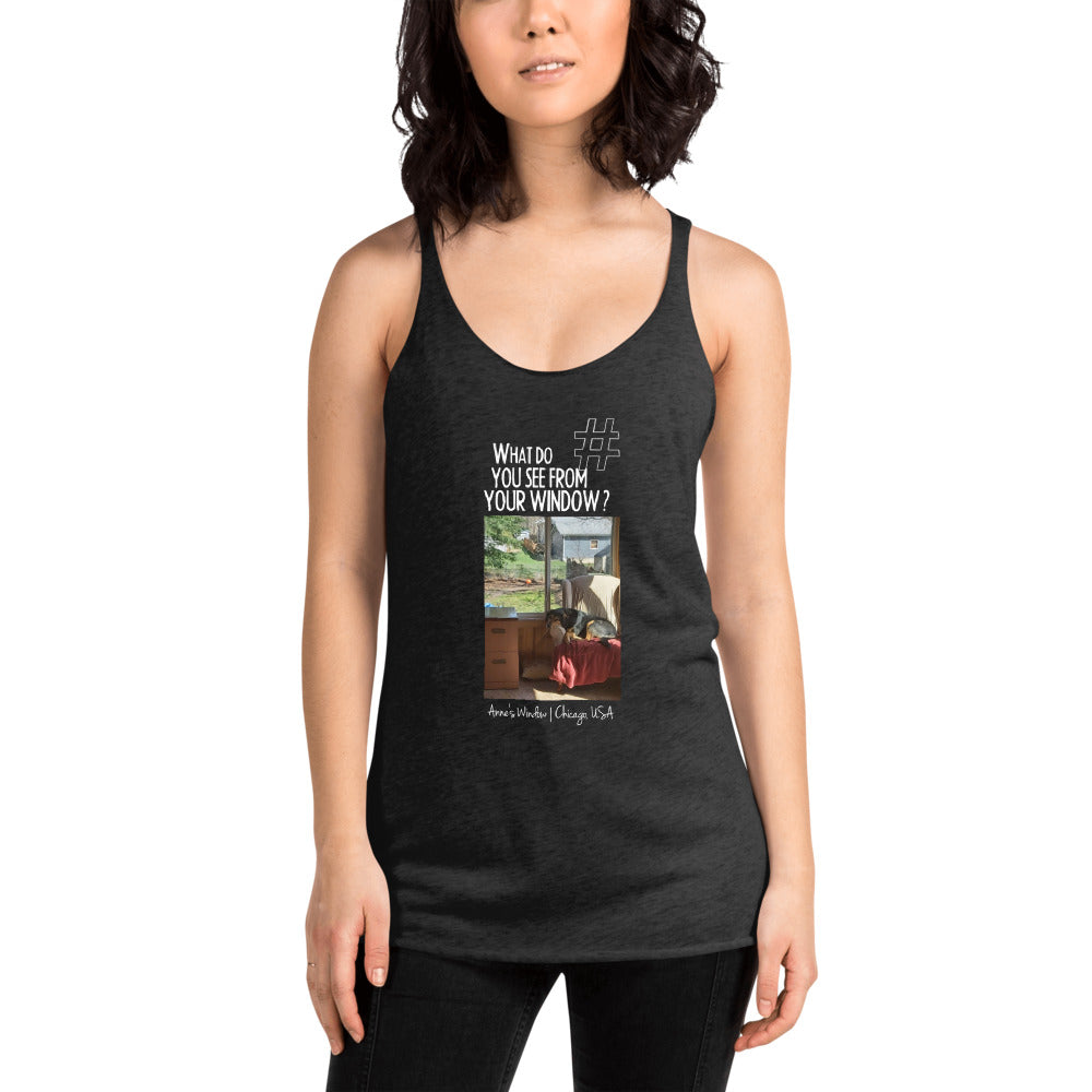 Anne's Window | Chicago, USA | Women's Tank Top