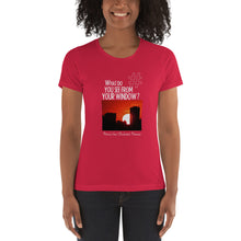Load image into Gallery viewer, Maria's View | Bucharest, Romania | Women's T-shirt