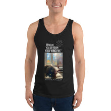 Load image into Gallery viewer, Barbara's Window | North Carolina, USA | Unisex Tank Top