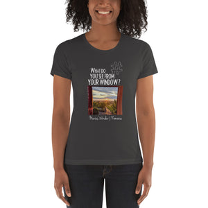 Marius' Window | Romania | Women's T-shirt