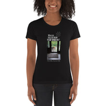 Load image into Gallery viewer, Chris' Window | Connecticut, USA | Women's T-shirt