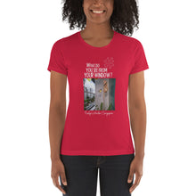 Load image into Gallery viewer, Florina's View | Romania | Women's T-shirt