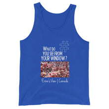 Load image into Gallery viewer, Erinn's View | Canada | Unisex Tank Top