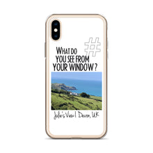 Load image into Gallery viewer, Julie's View | Devon, UK | iPhone Case