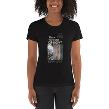Load image into Gallery viewer, Evelyn's Window | Singapore | Women's T-shirt