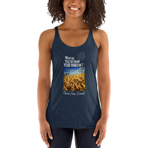 Orna's View | Israel | Women's Tank Top