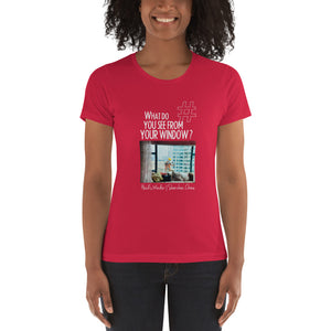 Heidi's Window | Shenzhen, China | Women's T-shirt