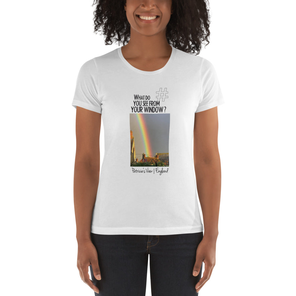 Patricia's View | England | Women's T-shirt