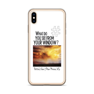 Pattie's View | New Mexico, US | iPhone Case