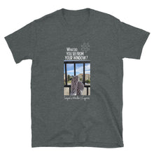 Load image into Gallery viewer, Layne's Window | Cyprus | Unisex T-shirt