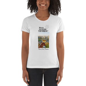 Florina's View | Romania | Women's T-shirt