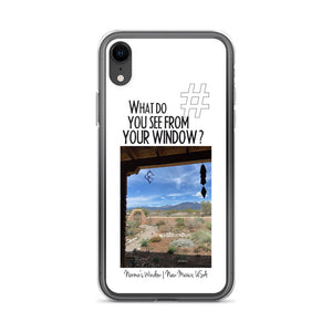 Norma's Window | New Mexico, USA | iPhone Case