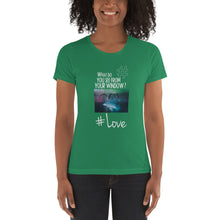Load image into Gallery viewer, #Love | Women's T-shirt