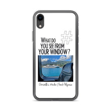 Load image into Gallery viewer, Christelle's Window | French Polynesia | iPhone Case