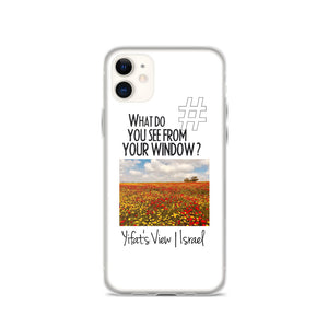 Yifat's View | Israel | iPhone Case