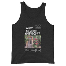 Load image into Gallery viewer, Dorit's View | Israel | Unisex Tank Top