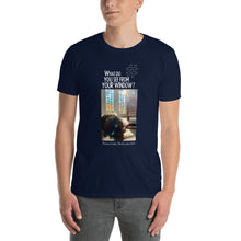 Load image into Gallery viewer, Barbara's Window | North Carolina, USA | Unisex T-shirt