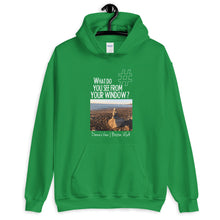 Load image into Gallery viewer, Donna's View | Boston, USA | Unisex Hoodie