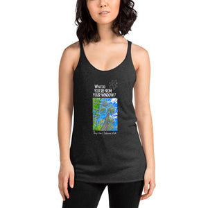 Thuy's View | Delaware, USA | Women's Tank Top