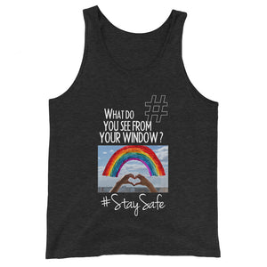 The Group's Official Rainbow Collection | Unisex Tank Top