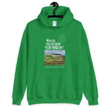 Load image into Gallery viewer, Raluca's View | Bucegi Mountains, Romania | Unisex Hoodie